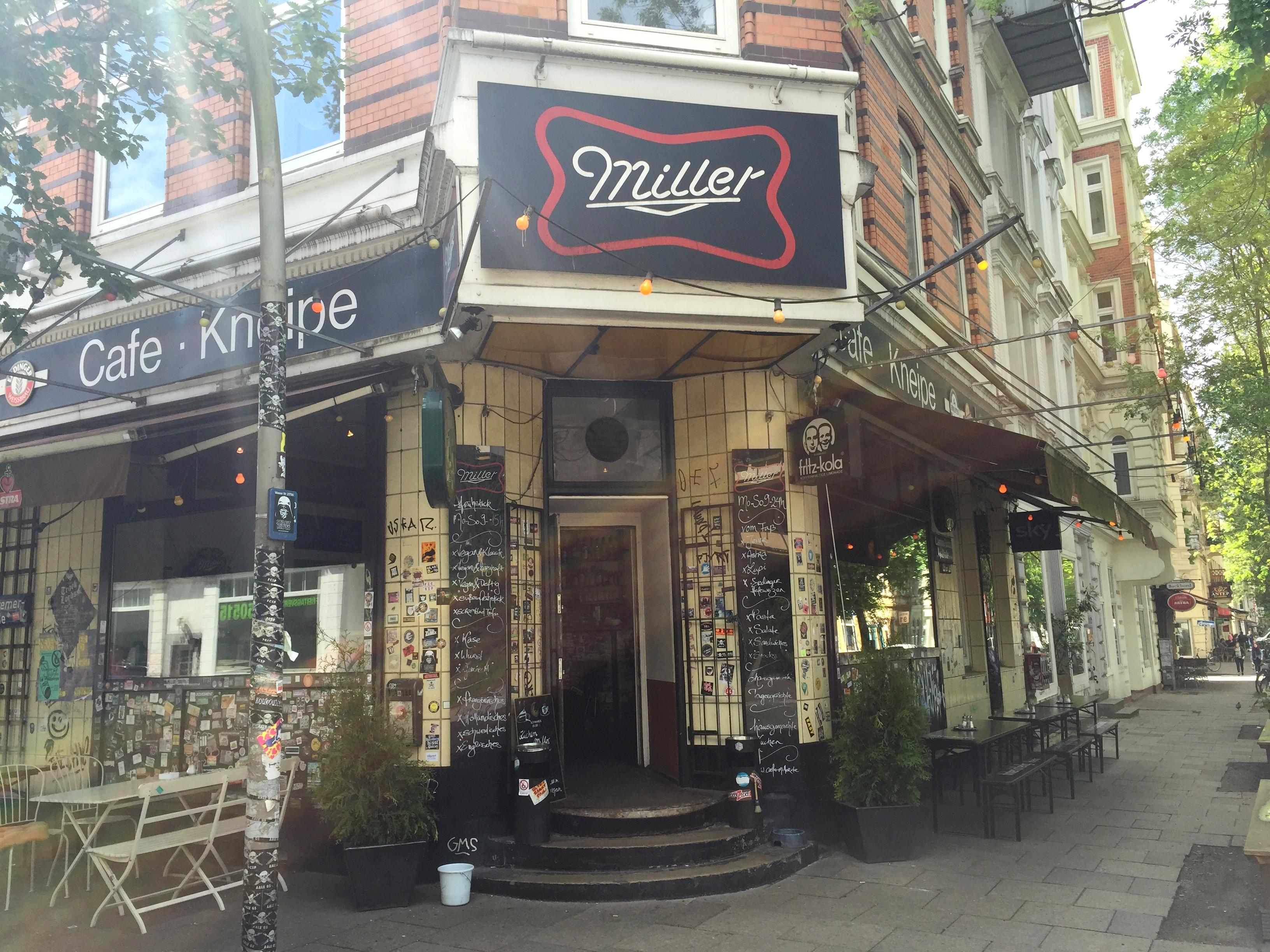 Cafe Miller  Hamburg